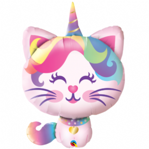 Mythical Caticorn Large Foil Balloon | Wholesale Prices